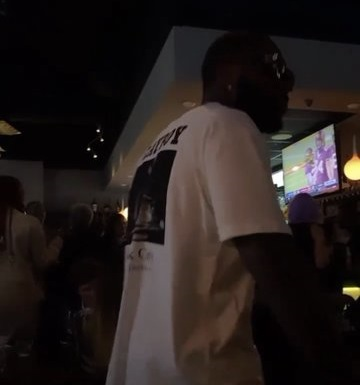 Panthers Cut Josh Hawkins After Video Trends of Him Dancing in a Crowded Restaurant Without a Mask