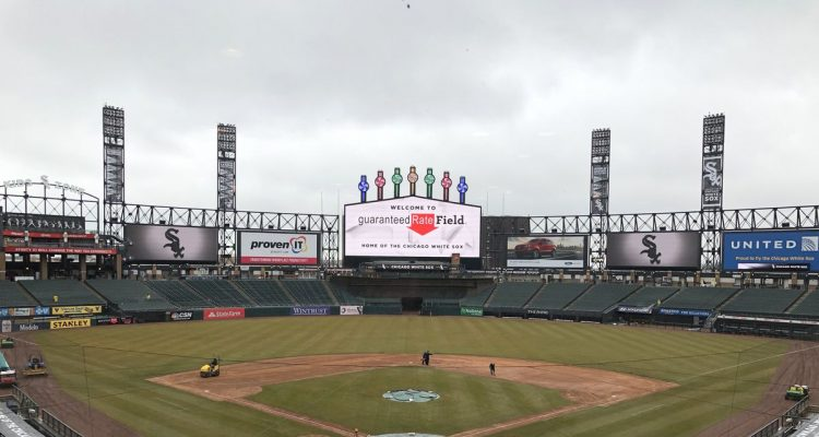 Chicago MLB Teams Turn Stadiums Into Drop Off Ballot Locations for Election Day