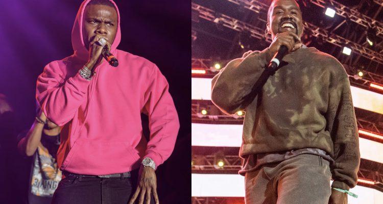 Kanye West DaBaby
