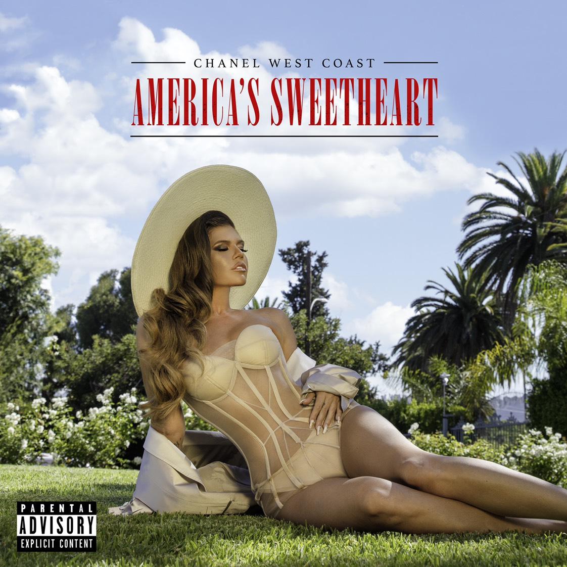 Chanel West Coast Drops Her Debut Album 'America's Sweetheart'