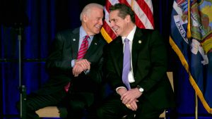 Joe Biden is Reportedly Considering Andrew Cuomo for Attorney General