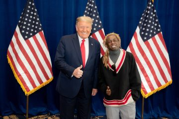 Lil Wayne Reveals He Had a 'Great' Meeting With Donald Trump About Platinum Plan: 'Assured he Will And Can Get it Done'