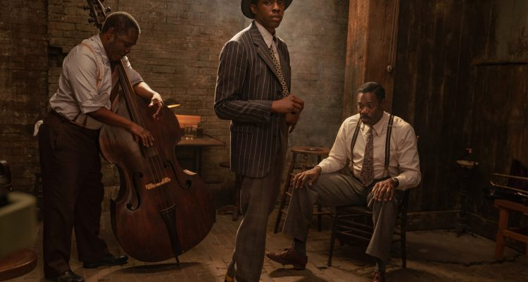 Netflix Releases Trailer for Chadwick Bosemans Posthumous Release Ma Raineys Black Bottom