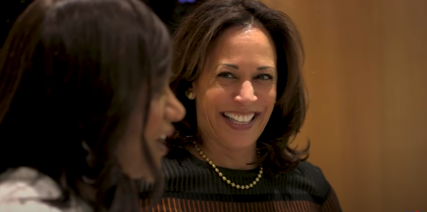 [WATCH] Kamala Harris Cooks And Shares Family Traditions