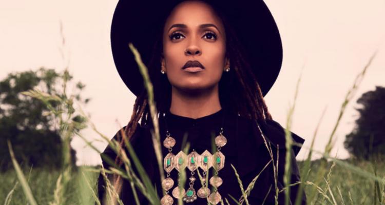 Sa-Roc Album 'The Sharecropper's Daughter'