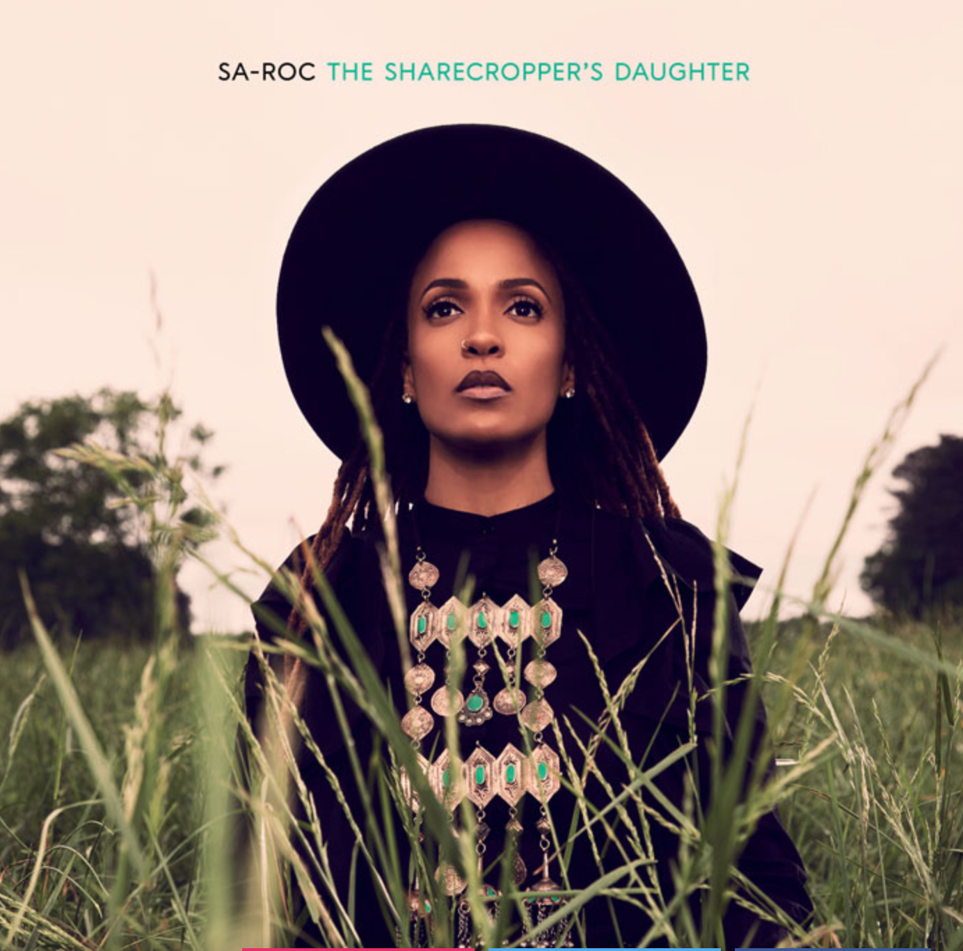 New Sa-Roc Album 'The Sharecropper's Daughter' Out Now on Rhymesayers Ent.