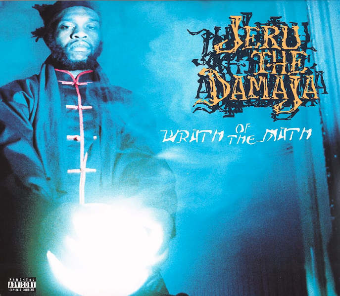 Today in Hip-Hop History: Jeru The Damaja Releases 'The Wrath Of The Math' 24 Years Ago