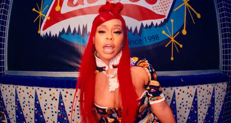 Mulatto and City Girls Operate Vibrant Drive-in Diner for 'In n Out' Music Video