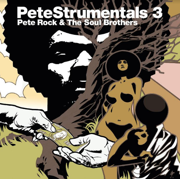 "Pete Rock Announces New Album 'PeteStrumentals 3' and Releases New Single ""Say It Again"""