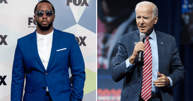 [WATCH] Diddy Hosts Town Hall Meeting Endorsing Biden/Harris, Moderated By Charlamagne Tha God