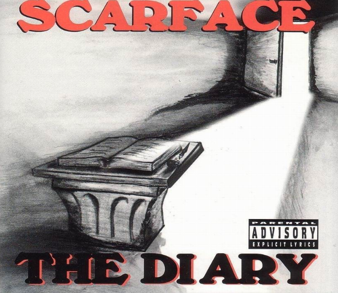 Today in Hip-Hop History: Scarface Released His Third Album 'The Diary' 26 Years Ago