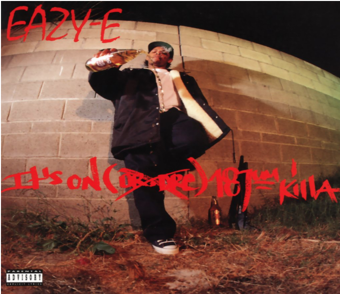 Today in Hip Hop History: Eazy-E Released 'It's On (Dr. Dre) 187um Killa' 27 Years Ago