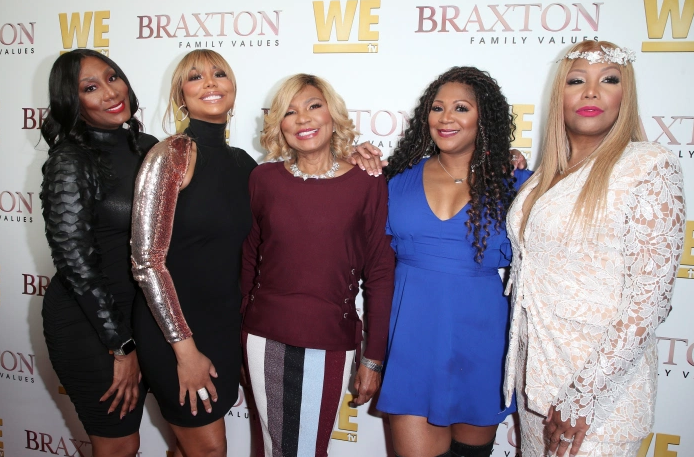 [WATCH] Footage Shows The Braxton Family's Reaction To Tamar Braxton's Suicide Attempt
