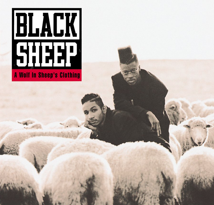 Today in Hip-Hop History: Black Sheep Drops Their Debut LP 'A Wolf In Sheep's Clothing' 29 Years Ago