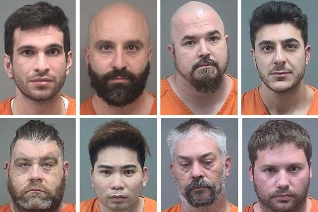 177 Arrested, 45 Missing Kids Rescued in Ohio's Largest Human Trafficking Sting