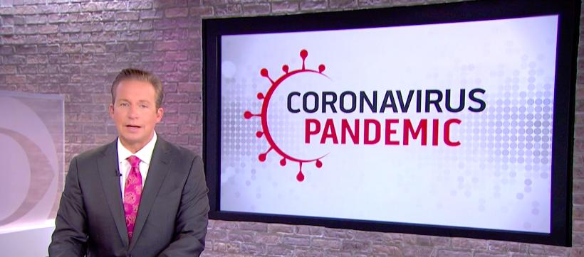 Newark New Jersey Announces Second Shutdown Due To Rapid Increase In Coronavirus Cases