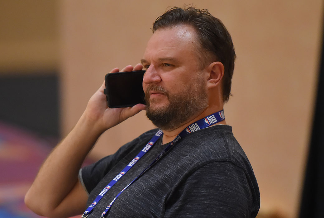SOURCE SPORTS: 76ers Finalizing a Deal for Daryl Morey to Oversee Basketball Operations