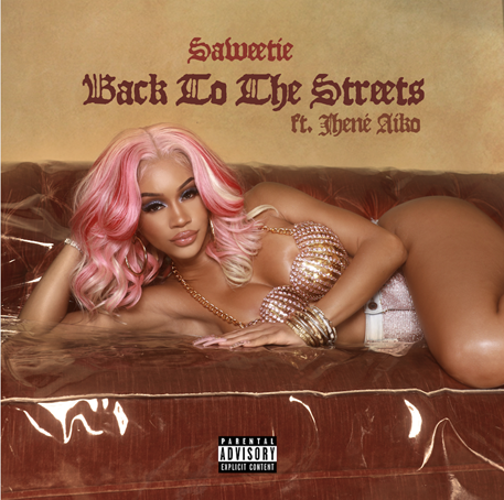Saweetie Releases New Single 'Back to the Streets' Featuring Jhene Aiko