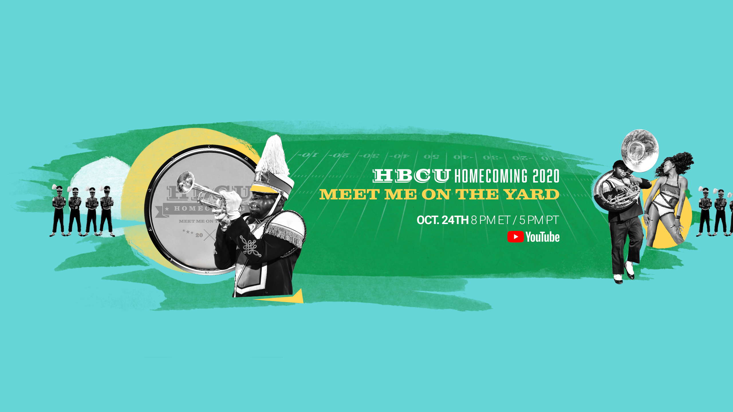 2 Chainz and La La to Host 'HBCU Homecoming 2020: Meet Me On The Yard' for YouTube Originals