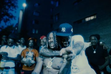 King Von and Fivio Foreign Tour O-Block in 'I Am What I Am' Video