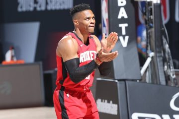 Russell Westbrook Left $8K Tip for NBA Bubble Cleaning Staff