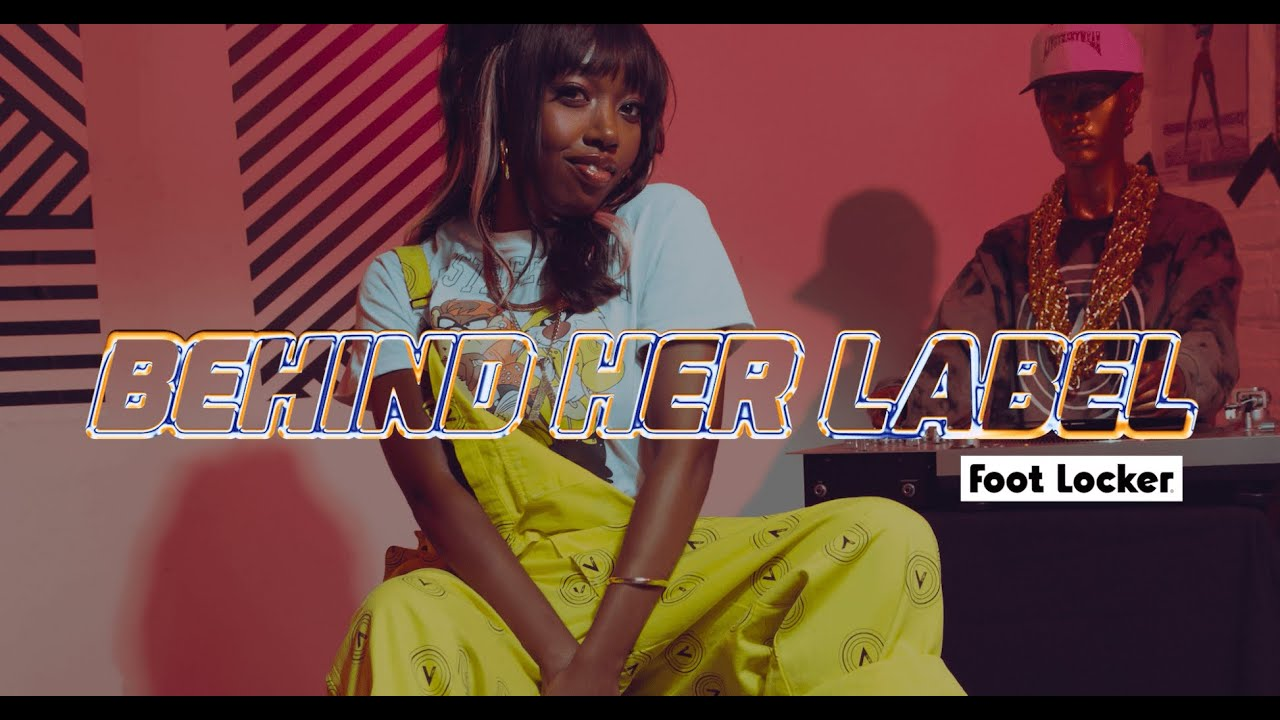 Foot Locker Empowers the Next Generation of Women in Streetwear with 'Behind Her Label' Launch