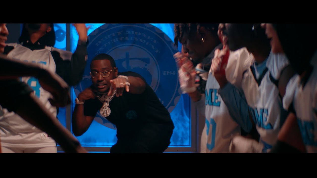 Blacc Zacc and DaBaby Hit the Football Field for 'Bang' Video