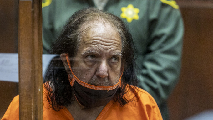 Adult Film Star Ron Jeremy Charged With Seven More Accounts of Sexual Assault