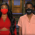 Chris Rock and Megan Thee Stallion's 'SNL' Premiere The Most Watched in Four Years