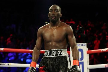 Terence Crawford Stuns Kell Brook With 4th Round TKO