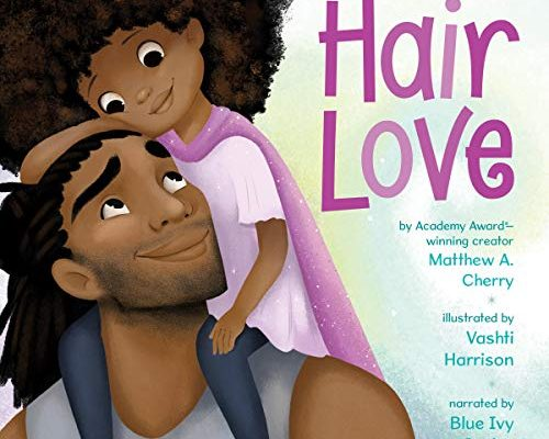 Blue Ivy Carter Narrates 'Hair Love' AudioBook | The Source