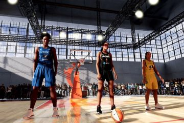 NBA 2K21 Next-Gen to Feature 'The W' WNBA My Player Mode