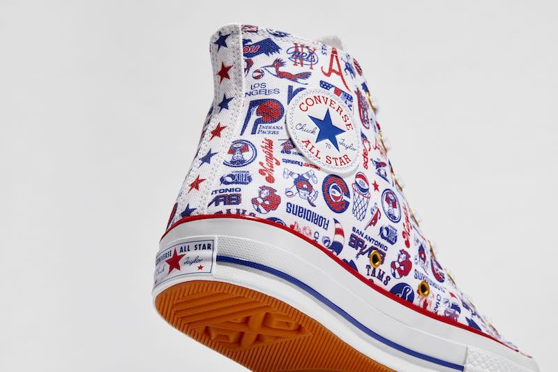 Converse Releases Capsule Collection to Celebrate the American Basketball Association