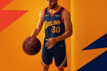 Golden State Warriors Pay Homage to Oakland With New City Edition Uniform