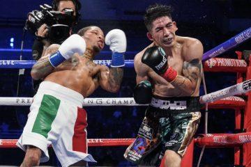 Gervonta Davis Knocks Out Leo Santa Cruz With One Sweet Uppercut Punch