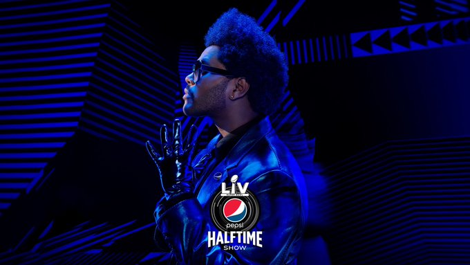The Weeknd Named Pepsi Super Bowl Halftime Show Performer