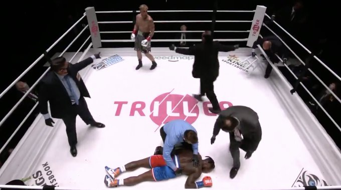 Nate Robinson Goes Viral After Getting Knocked Out By Jake Paul