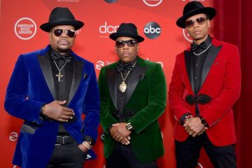 Bell Biv Devoe Celebrates the 30th Anniversary of 'Poison' at American Music Awards