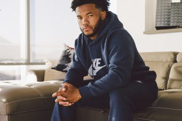 Kyler Murray Stars in New Nike Holiday Campaigns for Champs Sports