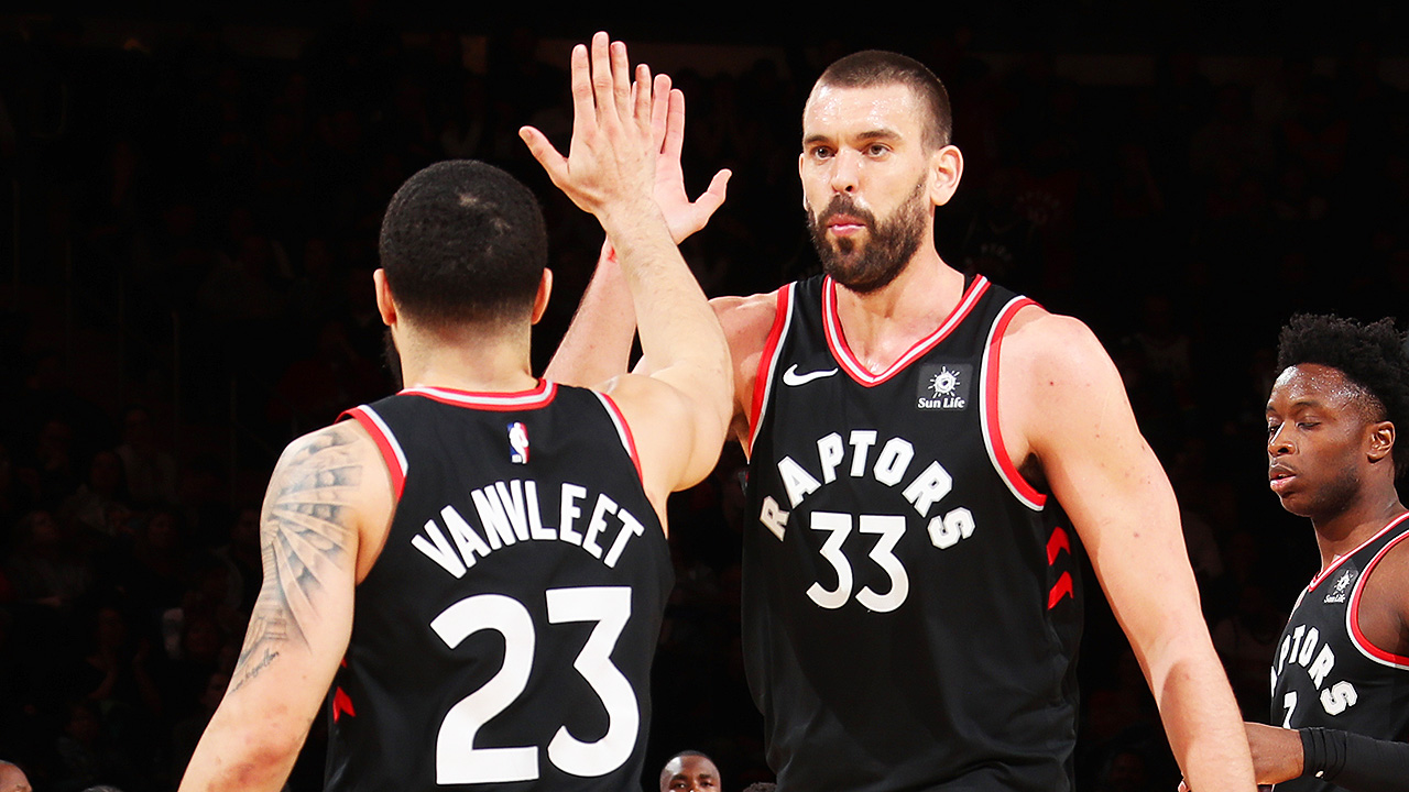 SOURCE SPORTS: Marc Gasol Signs With Los Angeles Lakers
