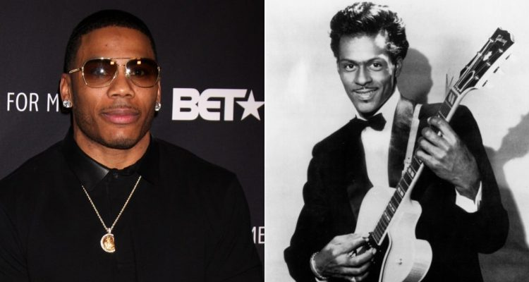 Nelly Reportedly Tapped to Play Chuck Berry in Upcoming Clear Lake Biopic About Buddy Holly