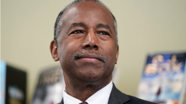 HUD Secretary Ben Carson Tests Positive For COVID-19