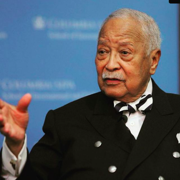 Former NYC Mayor David Dinkins Dies at 93 – Legacy Lives On