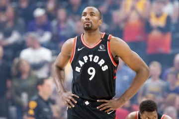 Lakers Targeting Serge Ibaka Once Free Agency Starts