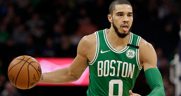 SOURCE SPORTS: Jayson Tatum Reveals He Uses An Inhaler To Help In Recovering From COVID-19