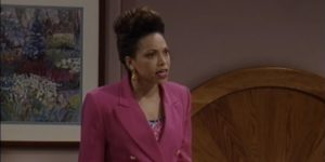 Tisha Campbell Teases Martin Reboot