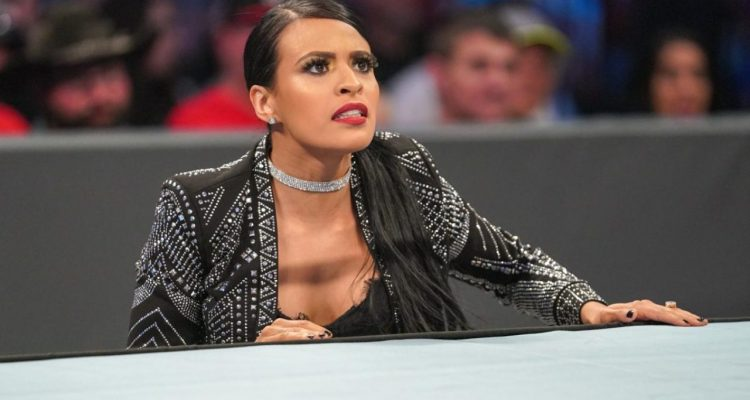 WWE Releases Zelina Vega 10 Minutes After She Tweets Support For Unionization