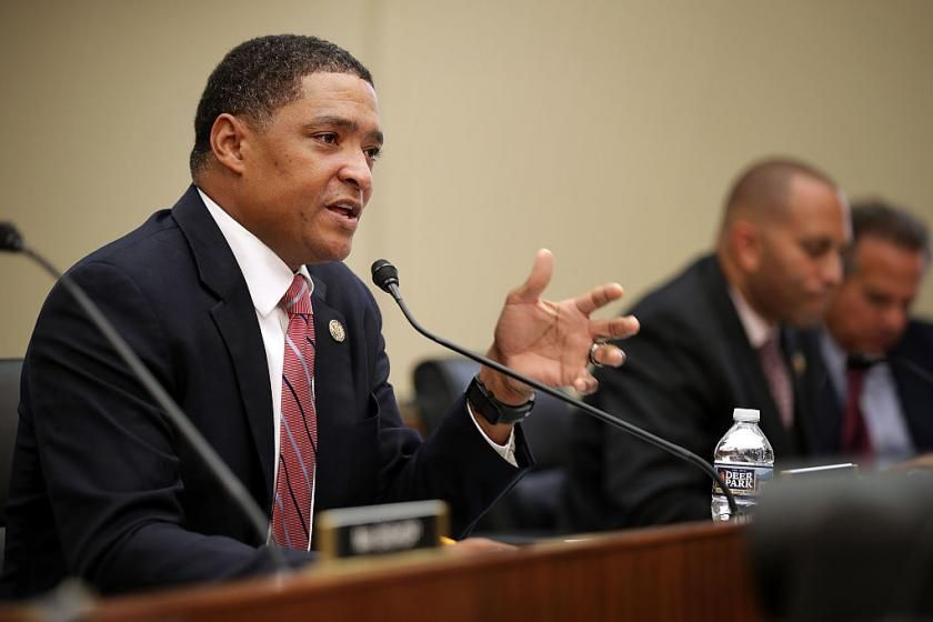 Rep. Cedric Richmond Of Congressional Black Caucus To Join Biden Administration