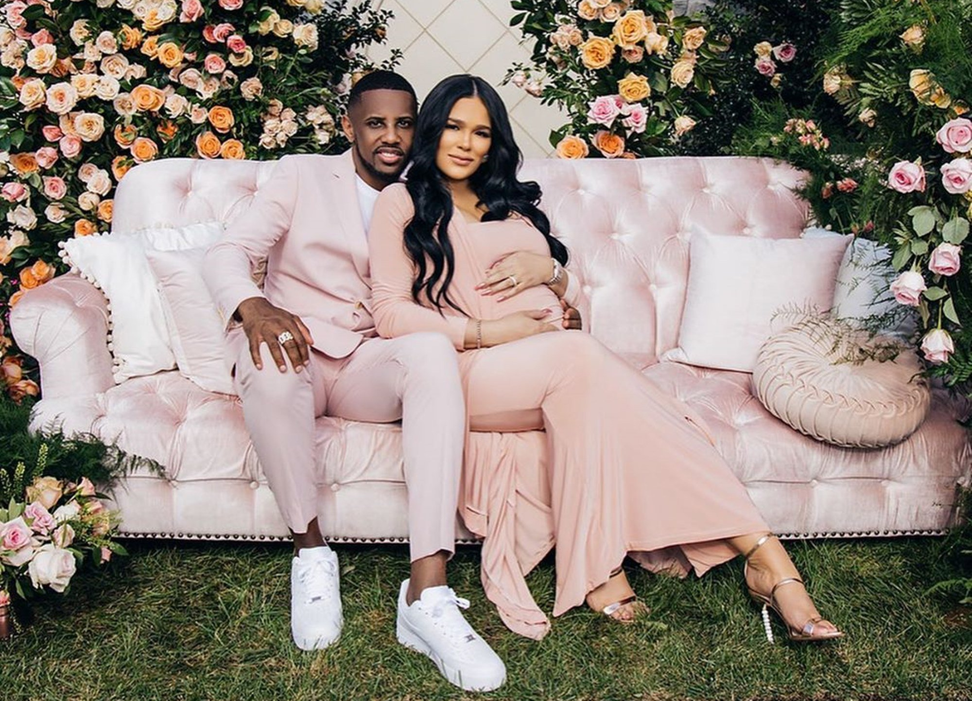 Emily B Reveals New Photo Of Her And Fabolous' Daughter And Her Fashions Are Already Epic