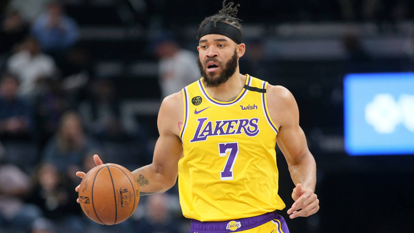 SOURCE SPORTS: NBA Champion JaVale McGee Nominated for a Grammy
